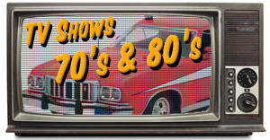 TV Shows 70' & 80'